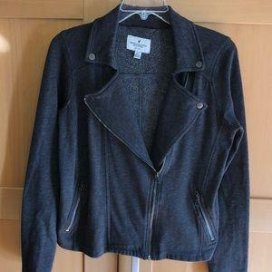 American Eagle Knit Moto Jacket